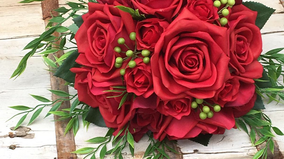 Real Touch Bouquets