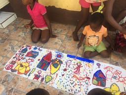 Arts and Craft at Rose of Charity