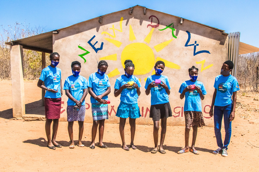 New Dawn Girls Club at Rose of Charity