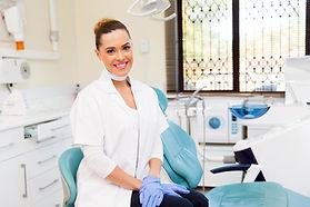 Lys i tandlægeklinikker