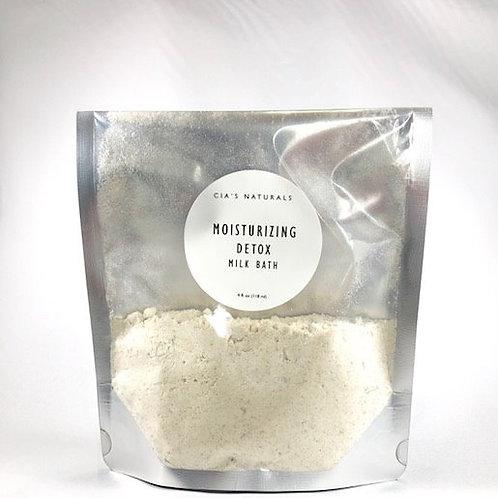 Moisturizing Detox Milk Bath