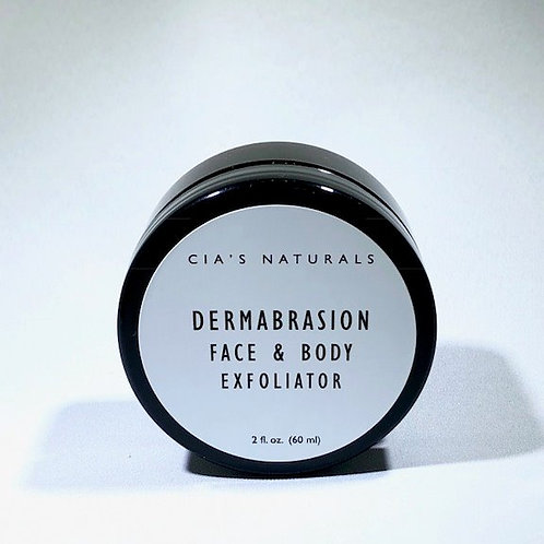Dermabrasion Face and Body Exfoliator