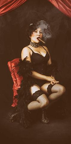 """burlesque"""