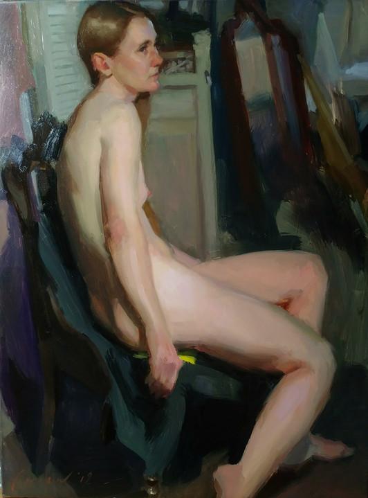 Deb - In Sitting Pose