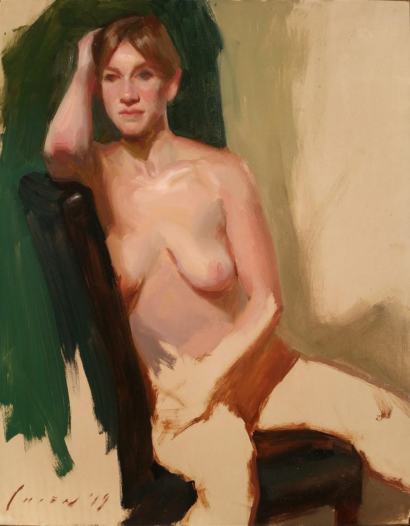 Krista - Figure Sketch