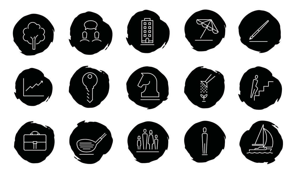 CIBC - Web Icons