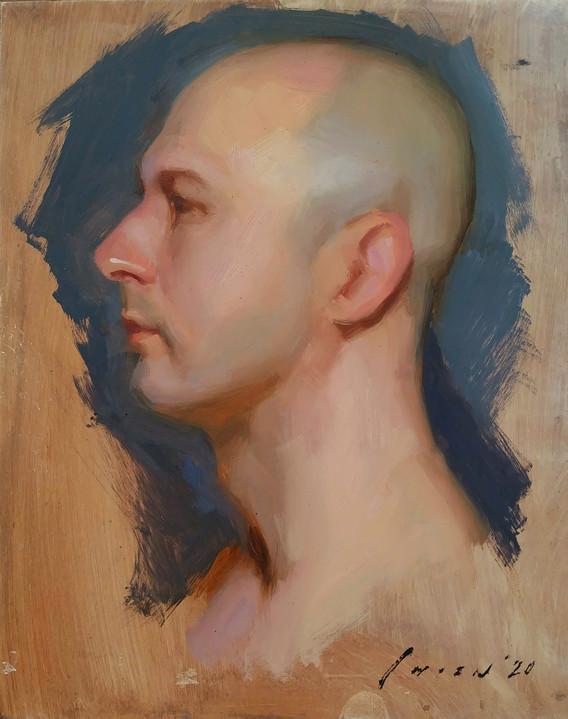 Andrei - Portrait Sketch