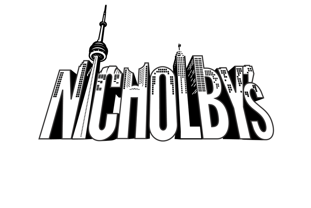 Nicholby's - Logo Art