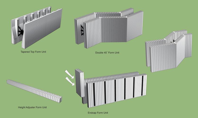 ARXX - Module Illustrations