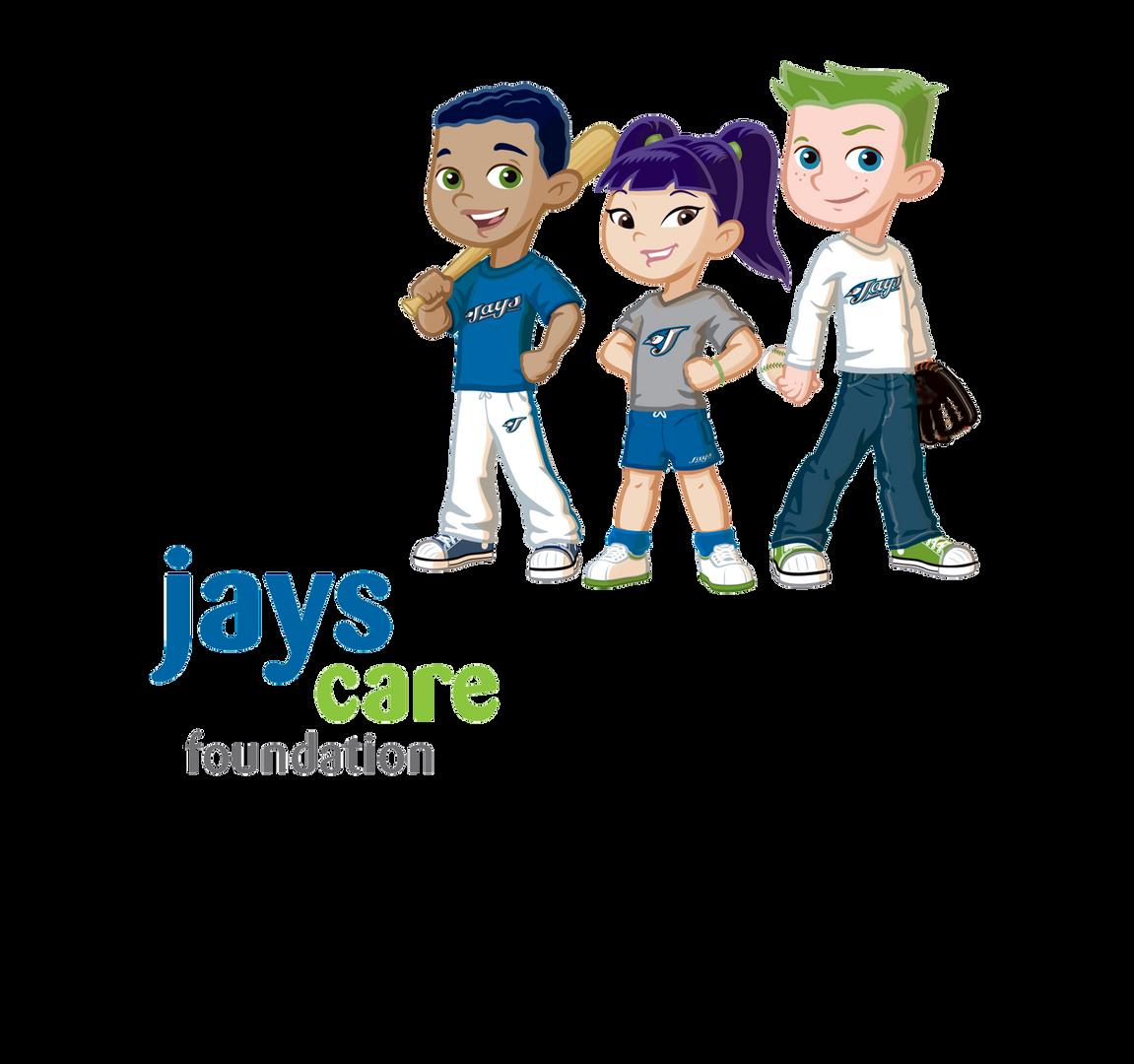 Jays Care - Mascots