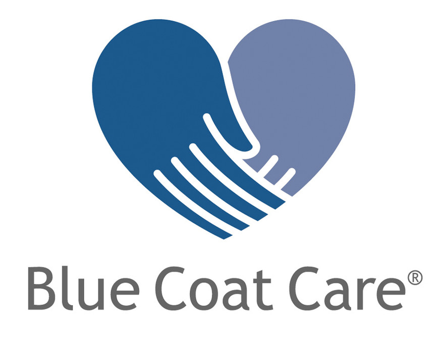 Blue Coat Care - Logo Art & Design