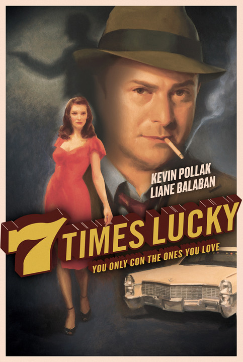Seven Times Lucky - Movie Poster