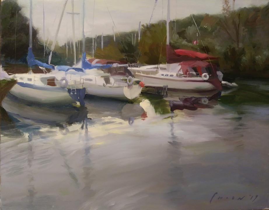 Fall In The Bluffs Yacht Club