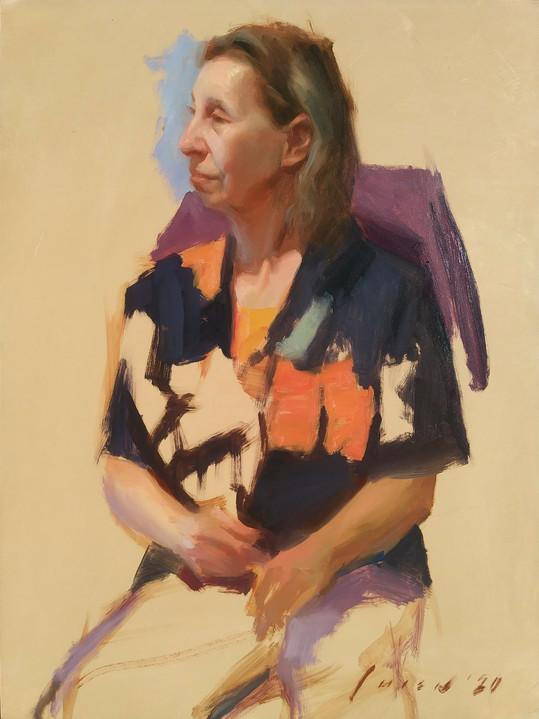 Shel - Portrait Sketch