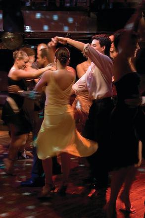 Social Dance Classes