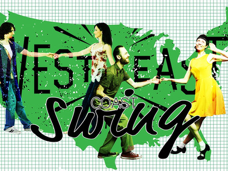 East Coast Swing V West Coast Swing