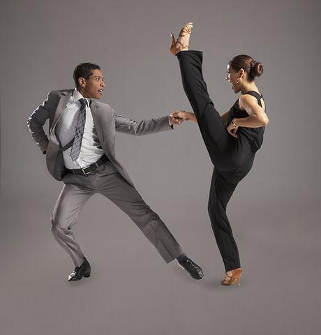 Swing dancing in Adelaide