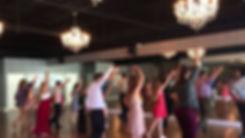 Group Class Ballroom Dancing