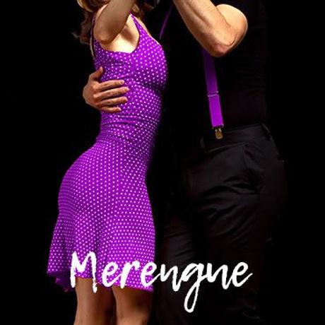 Salsa and Merengue Street Latin