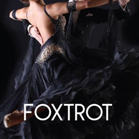 Ballroom Dance Foxtrot