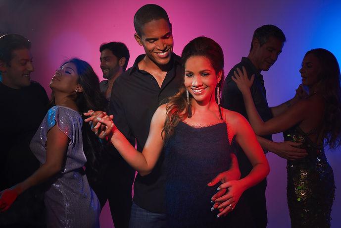 Social Club Dance Lessons