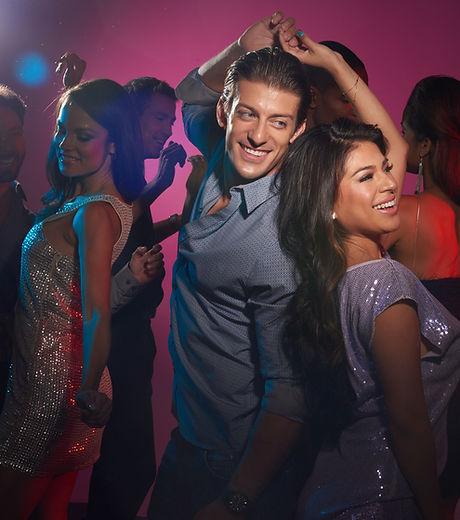 Latin Dance Club Salsa