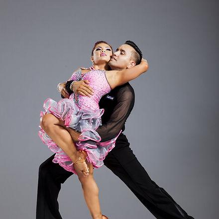 Slow Dance Latin