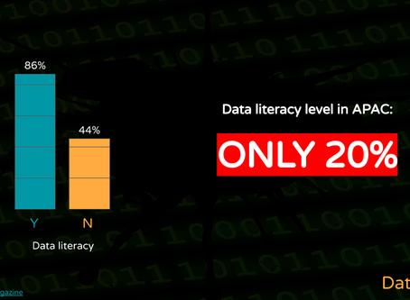 Why Data literacy matters