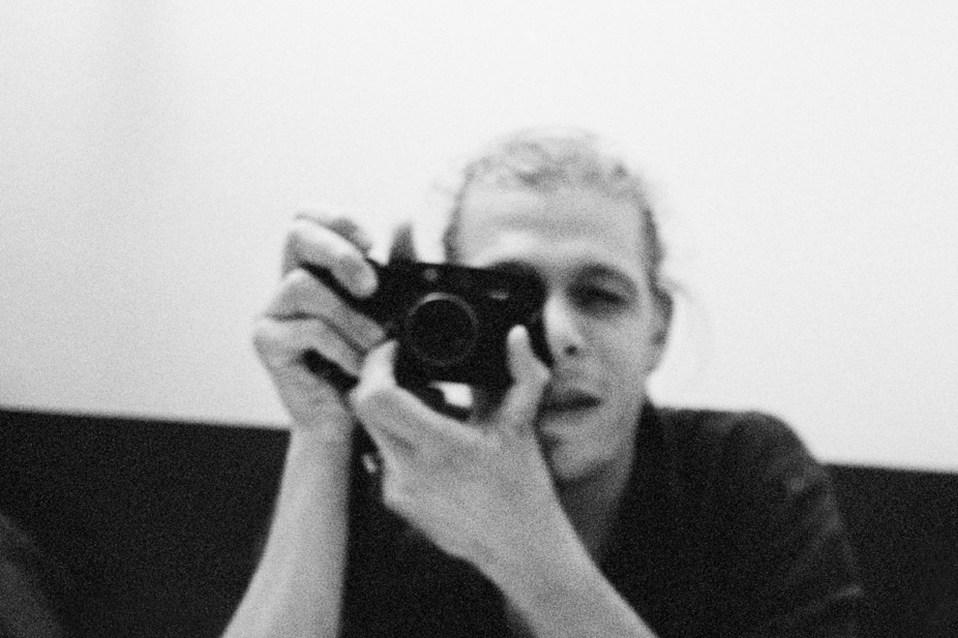 Alex Majoli. Milan 2006