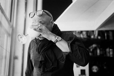 Stanley Greene at Kibbutz. Williamsburg, NY 2007