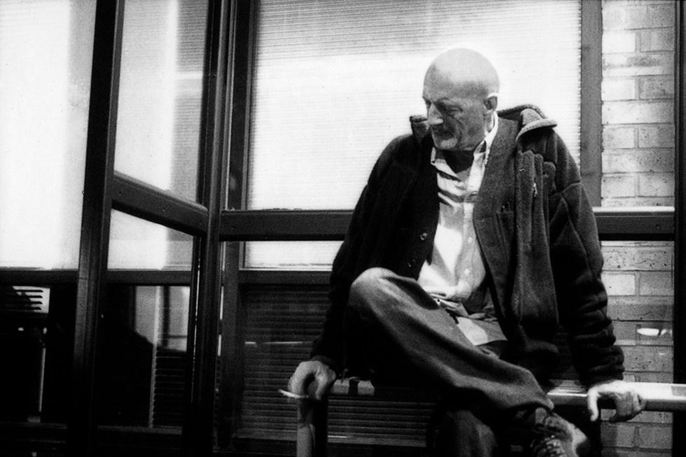 David Alan Harvey. London 2007