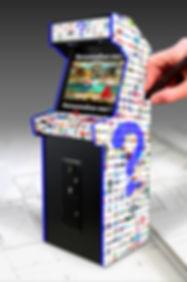 Borne d'arcade personnalisée   France   Arcade Vintage