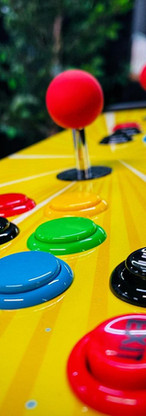 borne arcade  vintage personnalisée