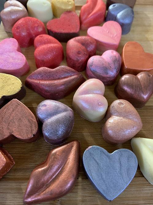 Salted Caramel Chocolates (Box of 12)
