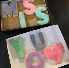 Biscuit Messages