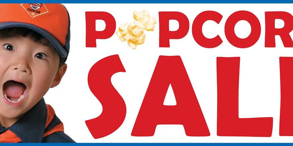 2017 Popcorn Sales Begin!