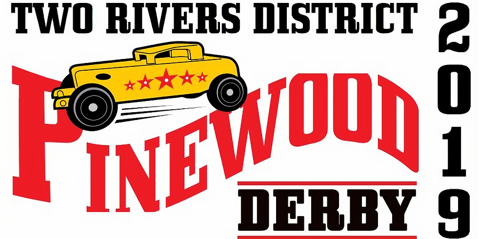 Two Rivers District Pinewood Derby