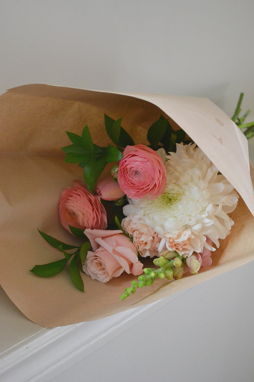 Small bouquet- 4 month subscription