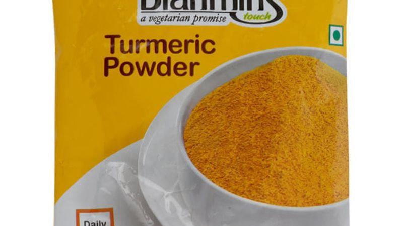 Brahmins Turmeric Powder 100g