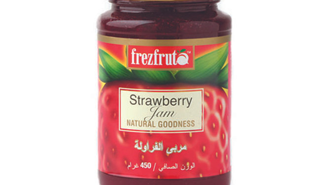 Frezfruta Strawberry Jam 450G