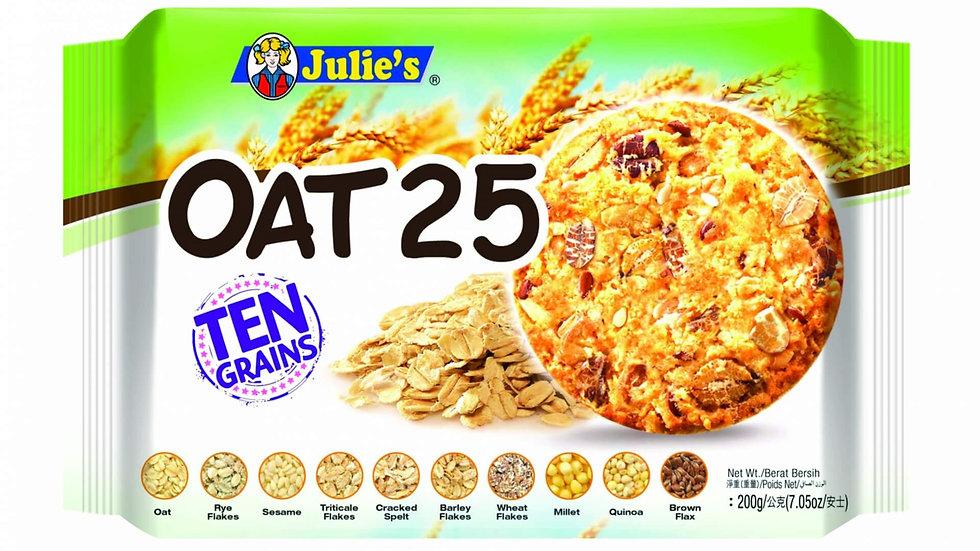 Julie's Oat 25 Ten Grains 200G