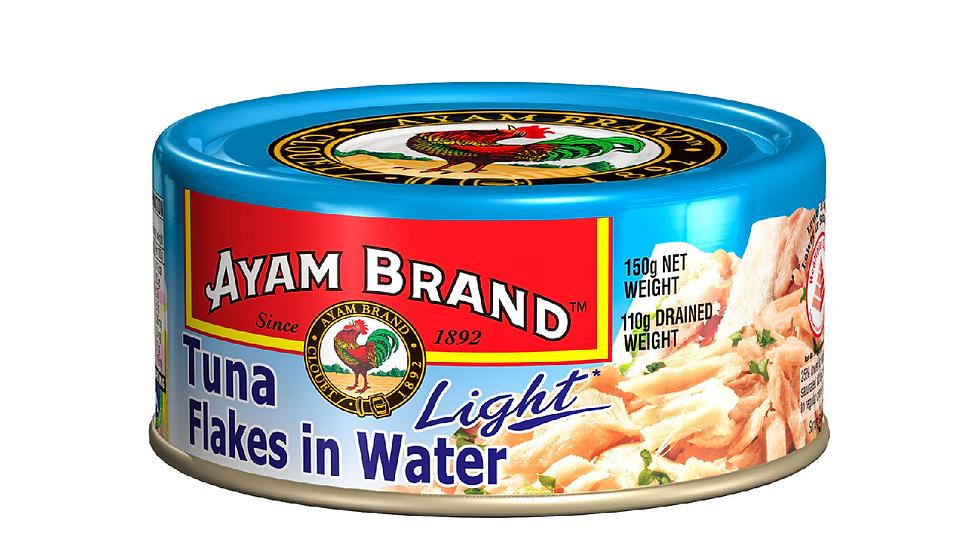 Ayam Brand Tuna Flakes in Water 150g