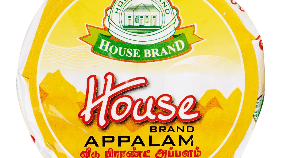 House Brand Appalam 120g