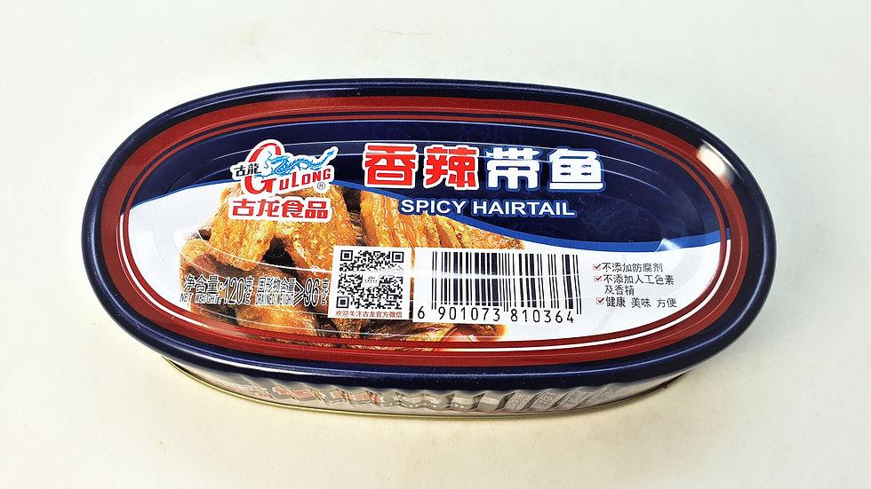 Gulong Spicy Hairtail 120G