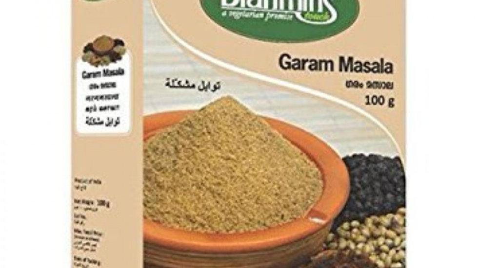 Brahmins Garam Masala Powder 100g