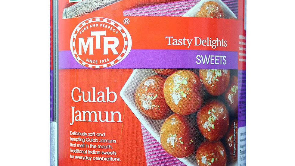 MTR Gulab Jamun 500g