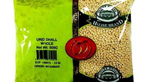 House Brand Urid Dhal Whole 1KG