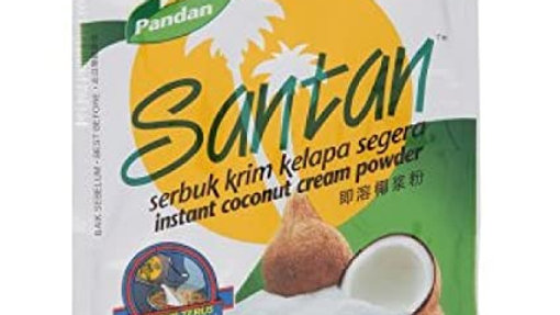 S&P Santan Instant Coconut Cream Powder 50g