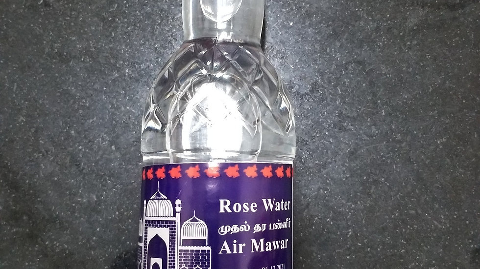 Alvas Rose Water 300ML
