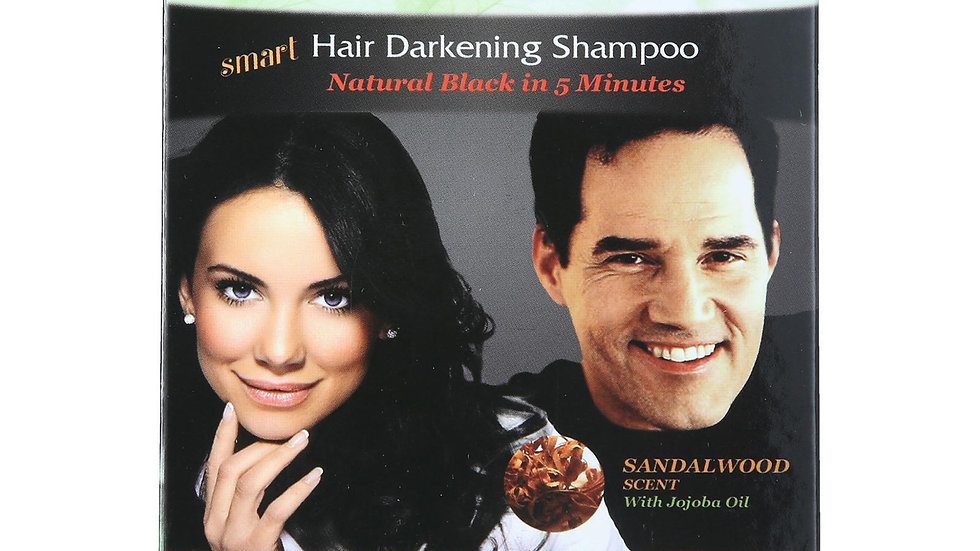 Daisy Hair Darkening Shampoo Natural Black